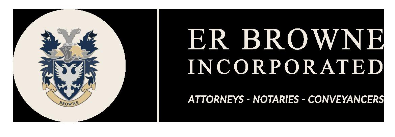 ER Browne badge