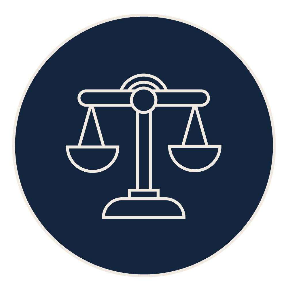 ERB Legal excellence icon