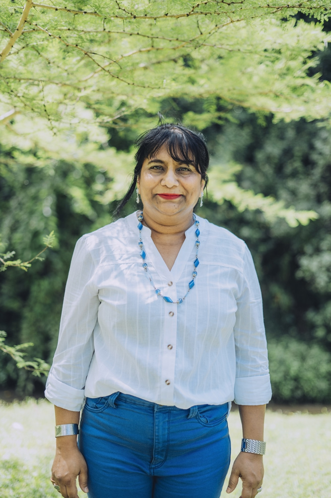 Razia ERB Portrait photo